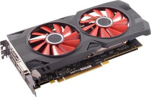 Karta graficzna XFX Radeon 570 RS Black Edition 8GB, DDR5 (256 Bit), 3xDP, HDMI, DVI-D (RX-570P8DFD6)