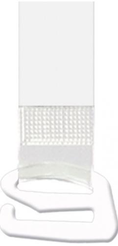 Julimex Ramiączka silikonowe rt 106 20mm transparentne