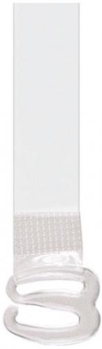Julimex Ramiączka silikonowe rt 09 16mm transparentne