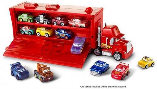 Mattel Maniek Transporter - Mikro auta (FLG70) Mikro auta