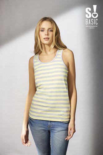 Esotiq & henderson Bokserka Vivienne 33237 -09X żółto-szara r. S