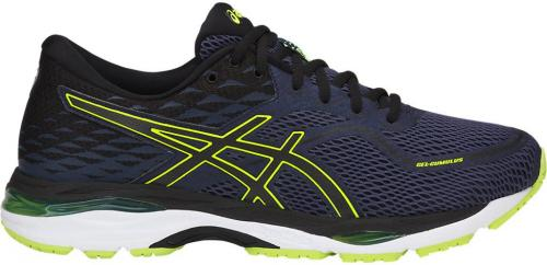 Asics Buty męskie Gel-cumulus 19 Indigo Blue/Black/Safety Yellow r. 42.5 (T7B3N-4990)