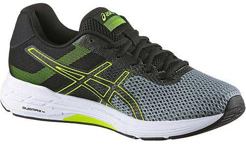 Asics Buty męskie Gel-Phoenix 9  Stone Grey/Black/Safety Yellow r. 42,5 (T822N-1190)
