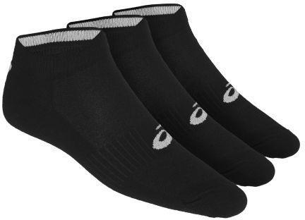 Asics skarpety 3 pary Ped sock czarne r. 43-46 (155206-900)