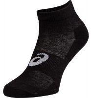 Asics Skarpety stopki 3PPK Quarter Sock Black r. 39-42 (155205-900)