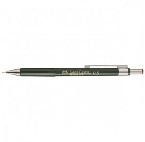 Faber - Castell Ołówek Automatyczny TK-Fine 9715 O,5mm Faber-Castell (136500 FC)