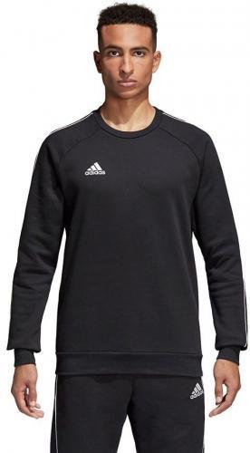 Adidas Bluza piłkarska CORE 18 SW Top czarna r. XL (CE9064)