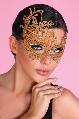 LivCo Corsetti Mask Golden - Uniwersalny - 45706