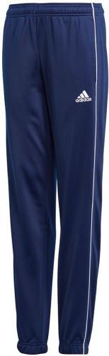 Adidas Spodnie juniorskie CORE 18 PES PNT granatowe r. 128 cm (CV3586)