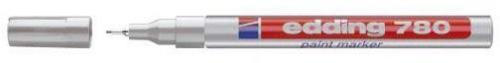 Edding Marker lakierowy 0,8MM srebrny (780/054/S ED)