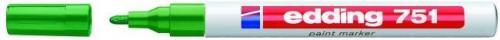 Edding Marker lakierowy 1-2 MM zielony (751/004/ZI ED)
