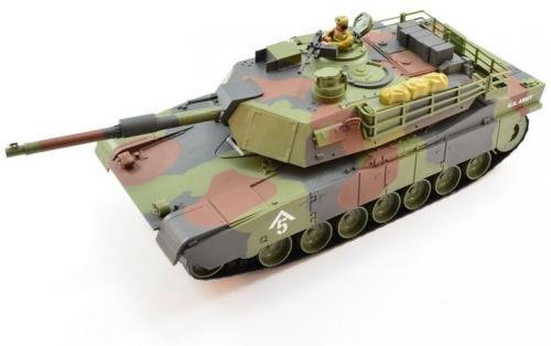 Hobby Engine Czołg zdalnie sterowany Hobby Engine M1A1 Abrams 2.4GHz  - HEM0731