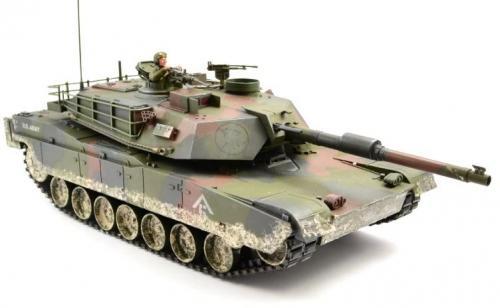 Hobby Engine Czołg Abrams M1A1 Premium 1:16 2.4GHz RTR (HEM0711)