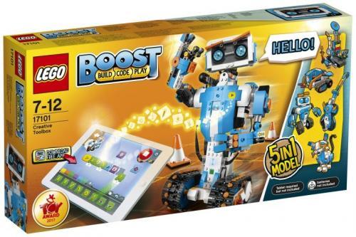 LEGO Mindstorms Boost Zestaw kreatywny ( 17101 )