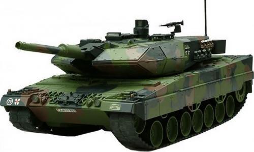 Hobby Engine Leopard 2A6 RTR 1:16 27.095MHz (HEM0804)