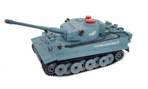 WL TOYS Tiger RTR Mini czołg Niebieski (WL/2117-4-BLU)