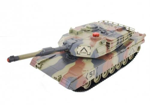 UF German Tiger RTR 1:24- Zielony (UF/518-GRE)