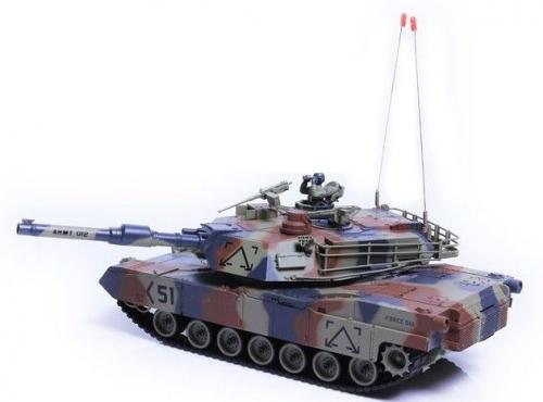 UF M1 Abrams ASG RTR Zielony (UF/781-10-GRE)