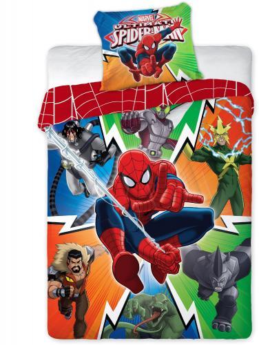 FARO Pościel 160x200+70x80 Spider-Man 003 (FAO0177)