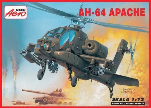 Olymp Aircraft Model helikoptera AH-64A Apache 00059 (A-059)