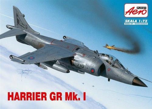 Olymp Aircraft Model samolotu Harrier GR Mk.I (00028 A-028)