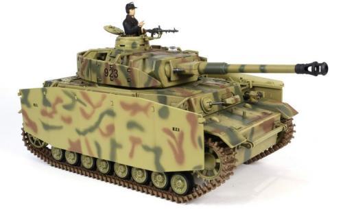 Waltersons Czołg zdalnie sterowany Panzerkampfwagen 1:24 (2RC4000)