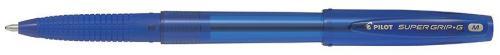 Pilot długopis  super grip g ze skuwką (PIBPS-GG-F-L)