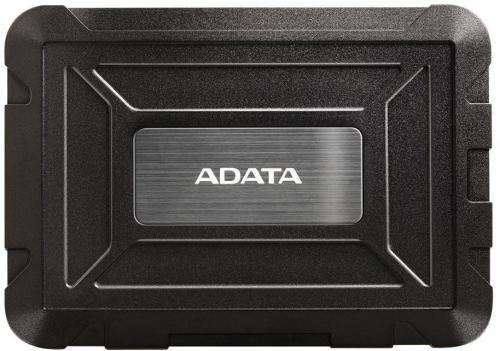 Kieszeń ADATA Obudowa zewnętrzna ED600 USB3.1 (AED600U31-CBK)