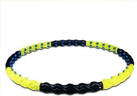Hertz Hula-Hoop Sempre 3 czarno-żółte (10635)