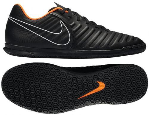 Nike Buty piłkarskie Tiempo LegendX 7 Club IC czarne r. 45.5 (AH7245-080)