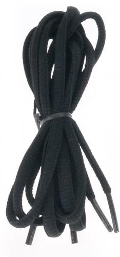 Martes Sznurówki Lace Slim Black 120 cm