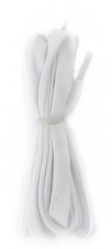 Martes Sznurówki Lace Flat White 90 cm