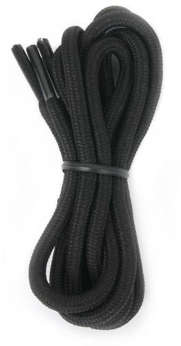 Martes Sznurówki Lace Base Black 120 cm
