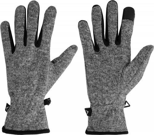 Outhorn Rękawiczki unisex HOZ17-REU601 szare r. L