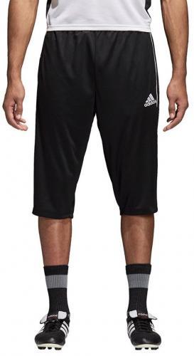 Adidas Spodnie piłkarskie Core 18 3/4 PNT czarne r. XL (CE9032)
