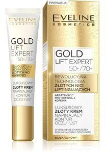 Eveline Krem pod oczy Gold Lift 15 ml