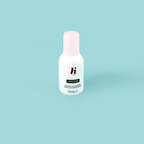 Hi Hybrid Aceton do usuwania lakieru hybrydowego 50 ml