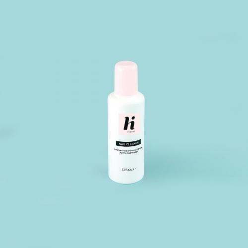 Hi Hybrid Nail Cleaner Preparat do odtłuszczania płytki paznokcia 125 ml