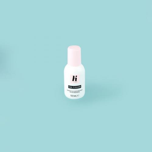 Hi Hybrid Nail Cleaner Preparat do odtłuszczania płytki paznokcia 50 ml