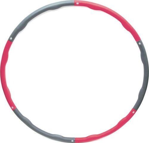 SMJ sport Hula-Hop z masażem 100 cm różowe (PA041 - 9385)