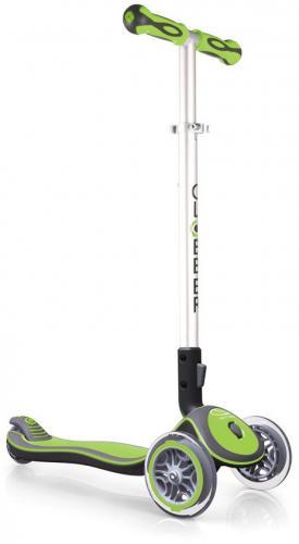 Globber Hulajnoga 3-kołowa Lime Green zielona (446-106)