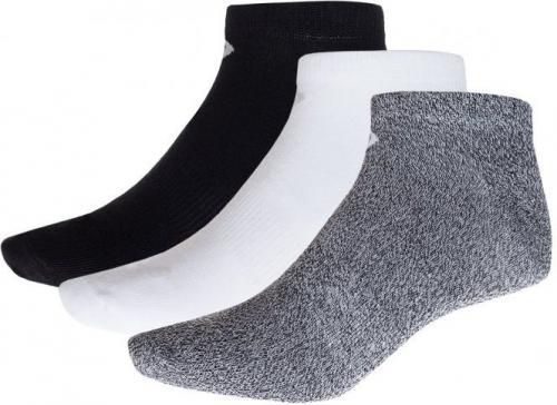 Outhorn Skarpety HOL18-SOM600A biały+czarny+szary r. 43-46