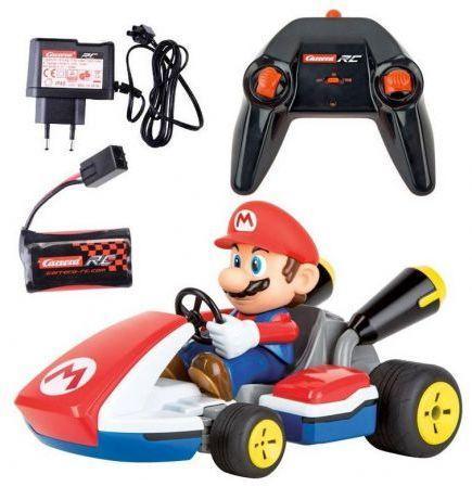 Carrera Mario Kart Mario - Race Kart z dźwi.