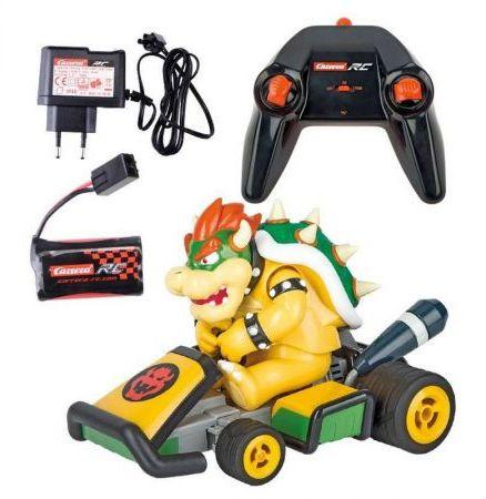 Carrera RC - Mario Kart, Bowser - Race Kart