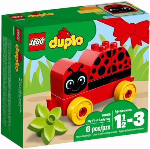 LEGO DUPLO Moja pierwsza biedronka (LG10859)