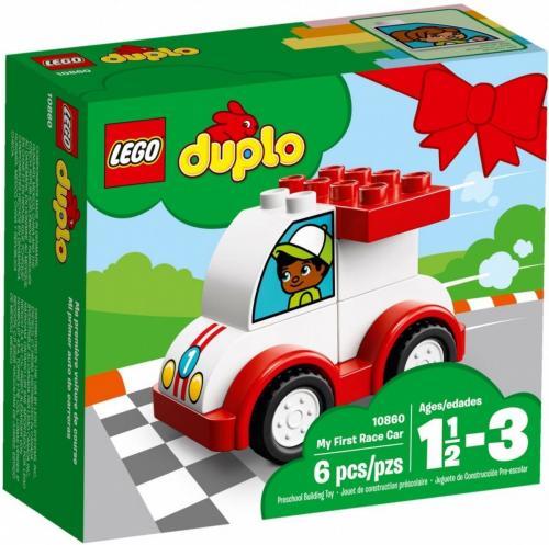 LEGO DUPLO Moja pierwsza wyścigówka ( 10860 )