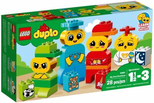 LEGO DUPLO Moje pierwsze emocje (LG10861)
