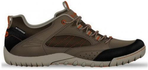 Hi-tec Buty Męskie Mason Clay/Dark Orange/Sand/Brown r. 42