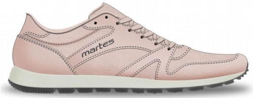 MARTES Buty damskie UNIKA WO'S różowo-białe r. 37