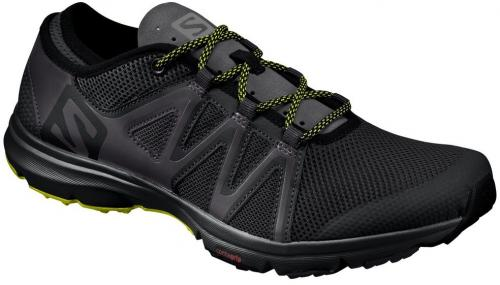 Salomon Buty męskie Crossamphibian Swift Black/Phantom/Sulphur Spring r. 46 (394709)